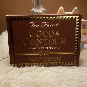 Too Faced Cocoa Contour BNIB 30 lowest